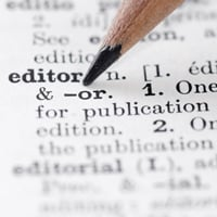 Professional resources getting started freelance editor