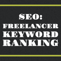 Seo what keywords should freelancer try to rank for