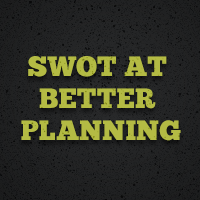 Take a swot at better planning for your consulting business