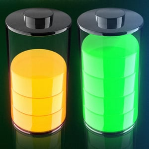 Content pack battery icon animations400px