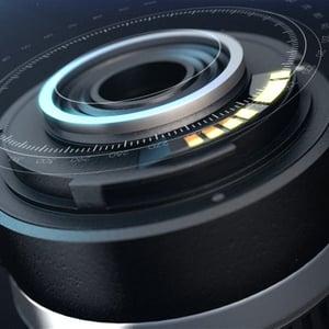 Canon lens pt8 retina