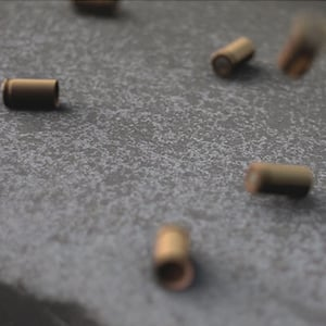 C4d shell casings retina