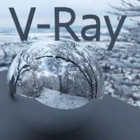 Vray tutorial hdri rendering maya
