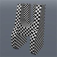 3d cg thumb luxology modo uv uving unwrap
