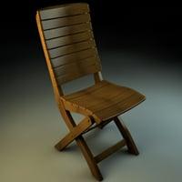 Thumb cg 3d vfx c4d cinema4d modeling texturing chair