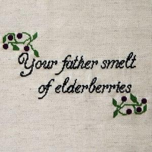 Elderberries closeup square 400x400