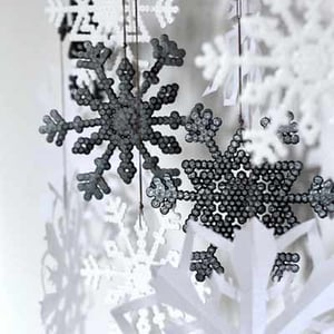 Snowflakes preview400