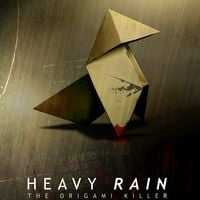 Heavy rain logo