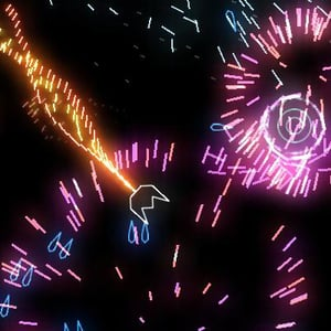 Xna geometry wars particle effects 400px