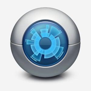 Daisydisk icon retina