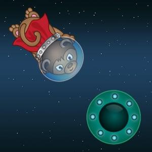 Space monkey 400