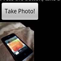 Android sdk take picture preview