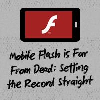 Mobile flash