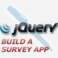 Jquery survey app
