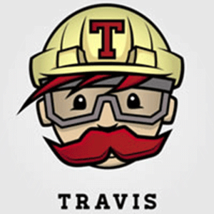 Travis retina logo
