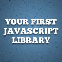 Your first js library