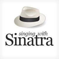 Singing with sinatra