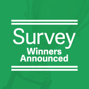 Survey winners400