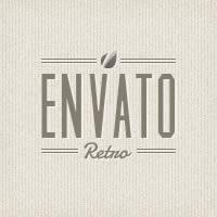 Retro web design preview