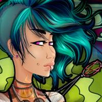 Asher tut mermaid punk nouveau mermaid preview