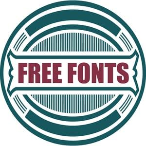 Free fonts 400x4001