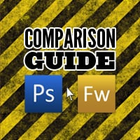 Photoshop or fireworks guide
