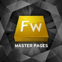 Fireworks intro series master pages