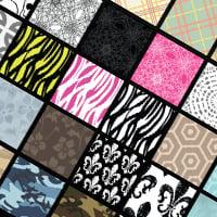 Web design background patterns