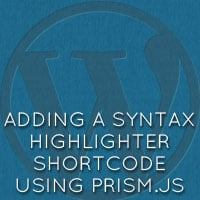 Syntax highlighter preview image