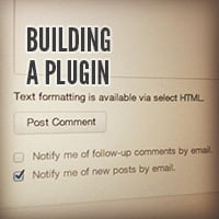 Creating customized comment emails building a plugin