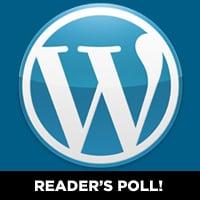 Readers poll wordpress 3.3
