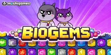 BioGems, a great match-3 brawler.