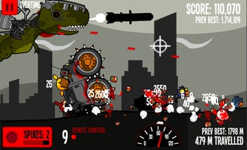 Nuclear Outrun Critique and Review