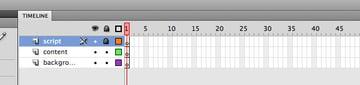 Flash Slideshow Timeline