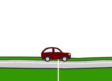 Road gap
