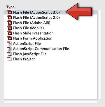 Flash cursor trails