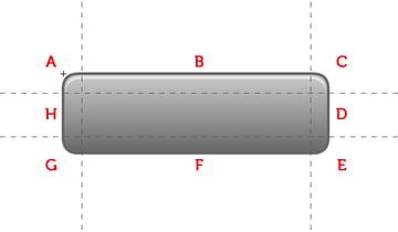 9-slice scaling