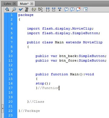 Coding Step 1