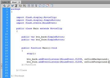 Coding Step 2
