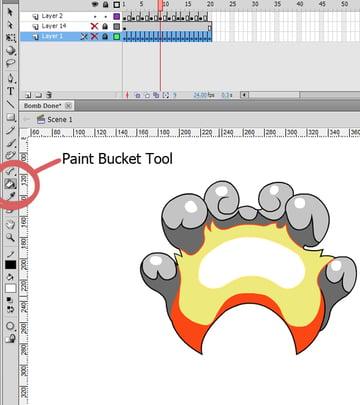 Paint Bucket Tool