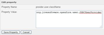 provider user className