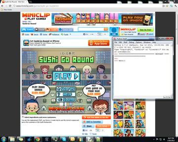 Python_Snapshot_of_sushi_game_full_screen