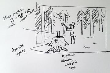 planters_choppingWood_sketch