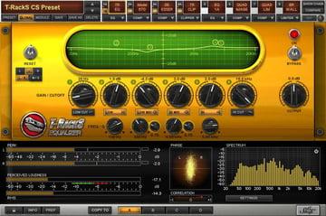 T-RackS mastering suite