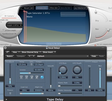 Delay effects