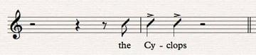 4 The Cyclops