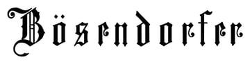Bosendorfer Logo