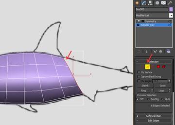 3dsMax_Shark_Modeling_22