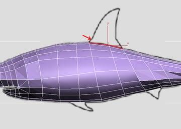 3dsMax_Shark_Modeling_40