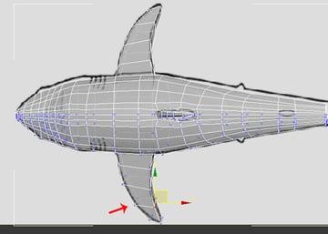 3dsMax_Shark_Modeling_47